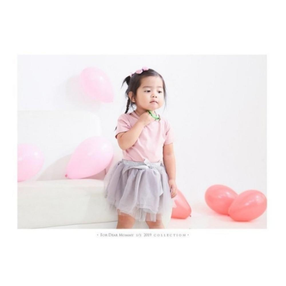 親子裝 【BS2309GU】純色 造型領 短袖 棉T 哺乳衣 哺乳上衣 孕婦裝