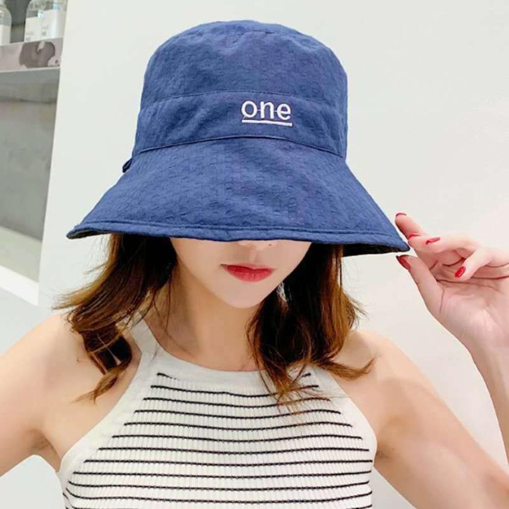 BW0410-韓系 質感 雙色帽 漁夫帽【BW0410】 遮陽帽 女性 成人 防曬 大帽檐