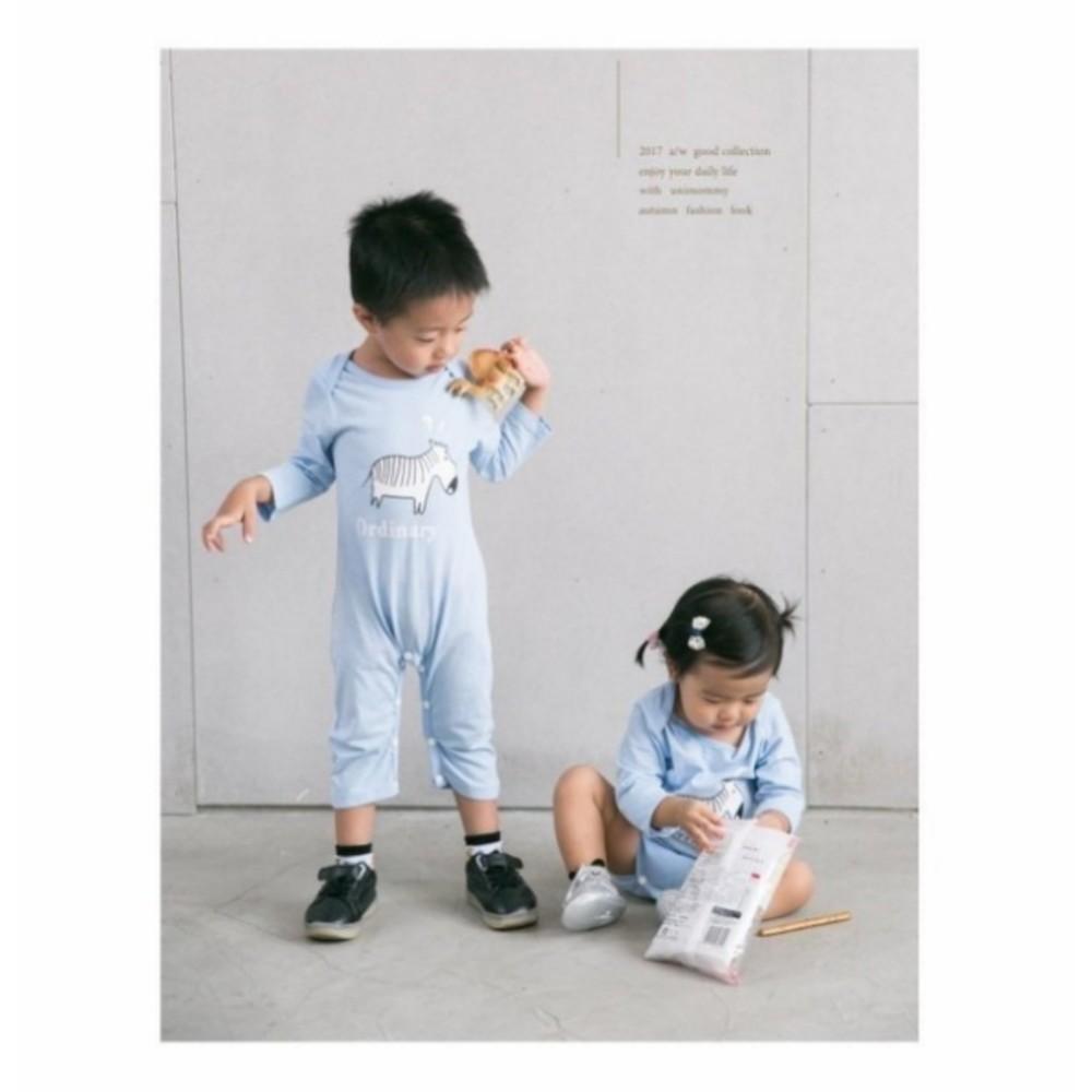 BW0880-包屁衣 【BW0880】 寶寶連身裝 寶寶衣 純色 印花
