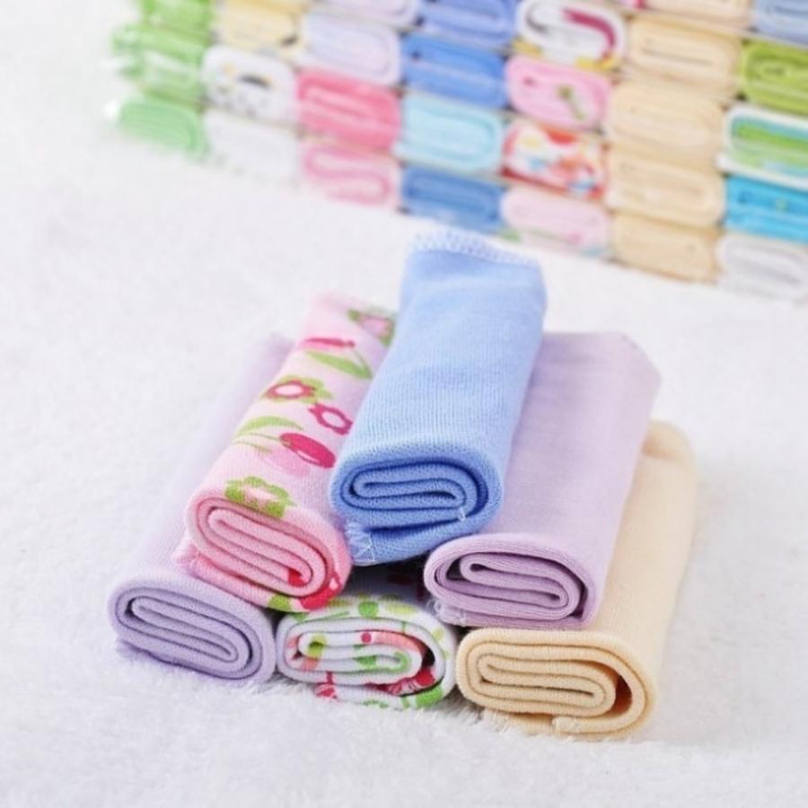 方巾八件組 【BW2714MTN】 毛巾 寶寶 小手帕 餵奶巾 毛巾料 手帕 八件組