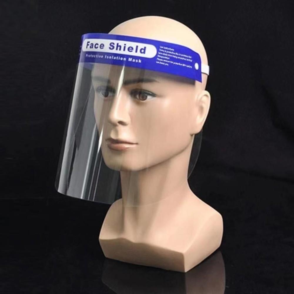 透明防護面罩【BW9402】防霧 防塵 防飛沫 防油濺 隔離面罩 全臉防護 面罩