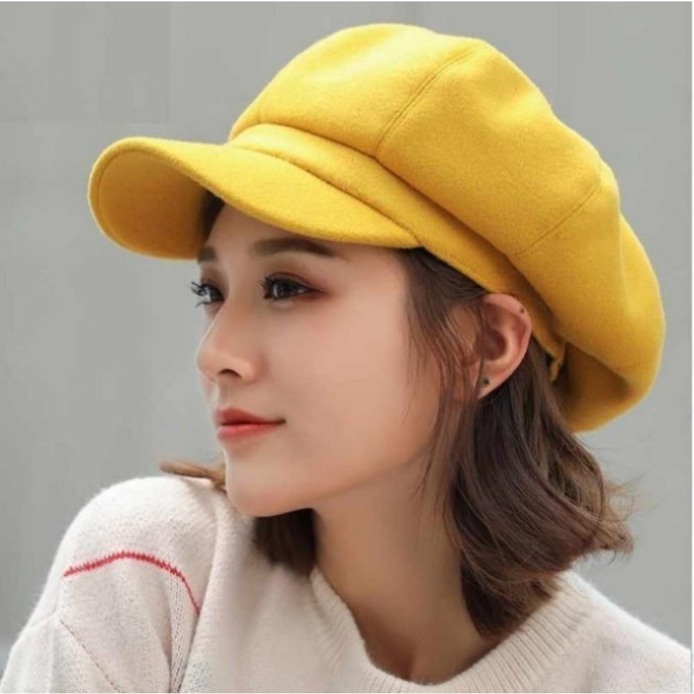 報童帽 【BW9600】貝蕾帽 英倫帽 小畫家帽 封面照片