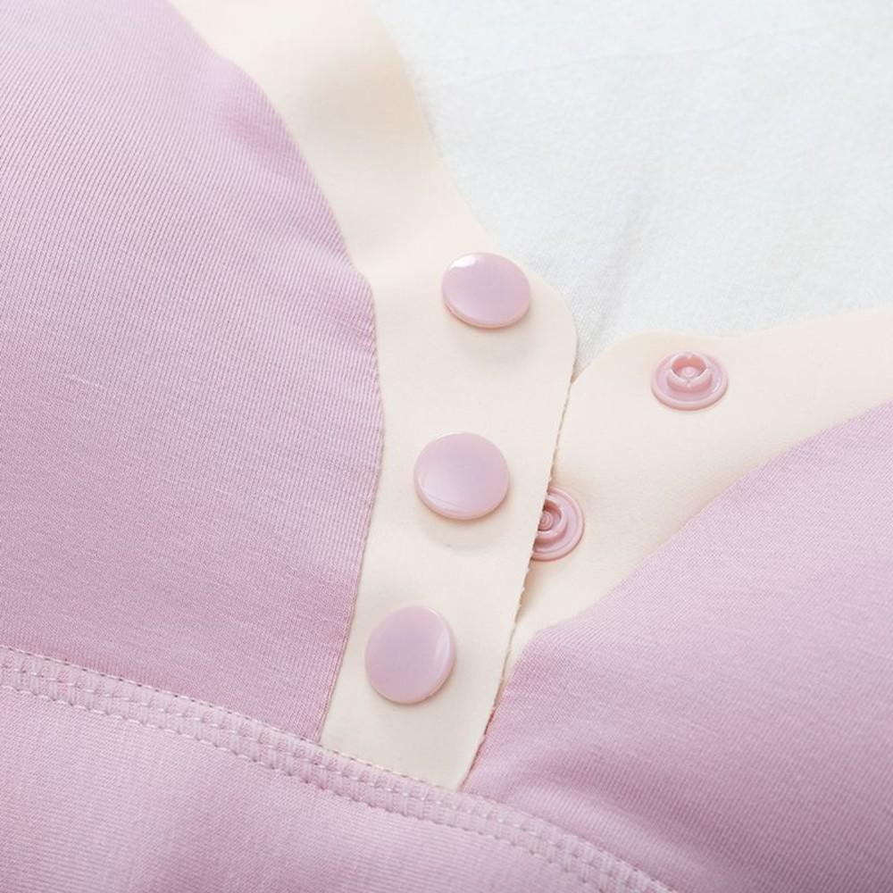 薄款 哺乳內衣【Bra369】透氣孔 無鋼圈 舒適 親膚 孕婦內衣 前開扣 哺乳胸罩