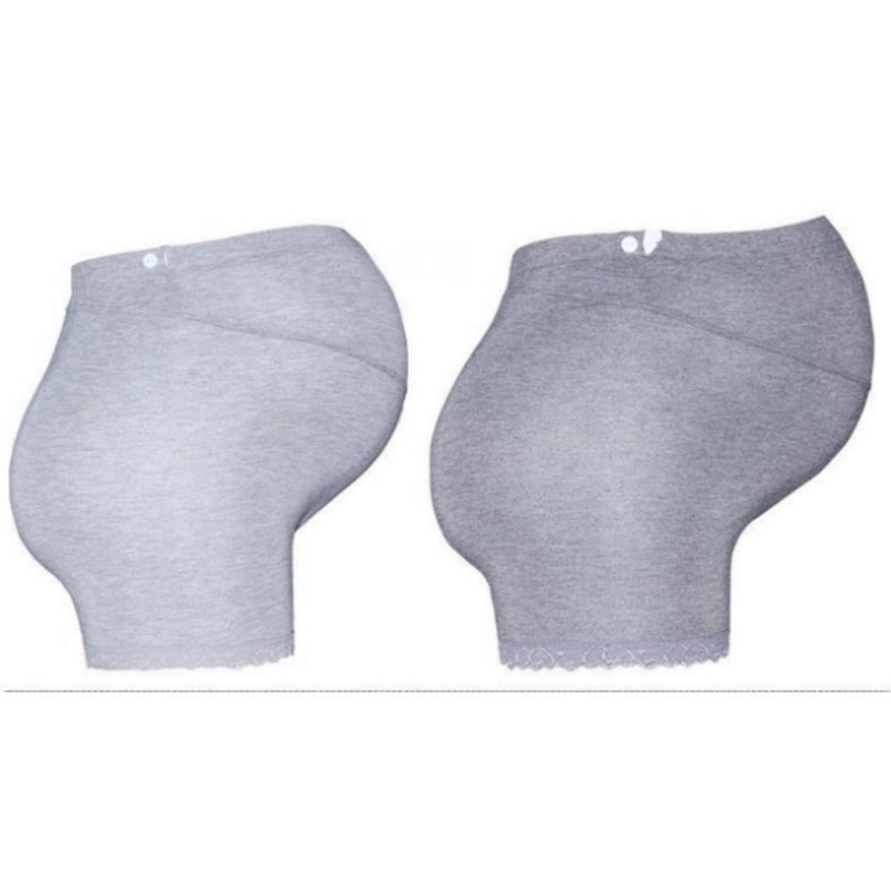 孕婦托腹安全褲 【L0057】 防走光安全褲 莫代爾 花邊 蕾絲 孕婦高腰安全褲