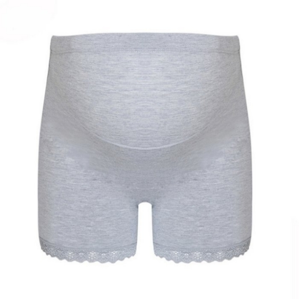 孕婦托腹安全褲 【L0057】 防走光安全褲 莫代爾 花邊 蕾絲 孕婦高腰安全褲 封面照片