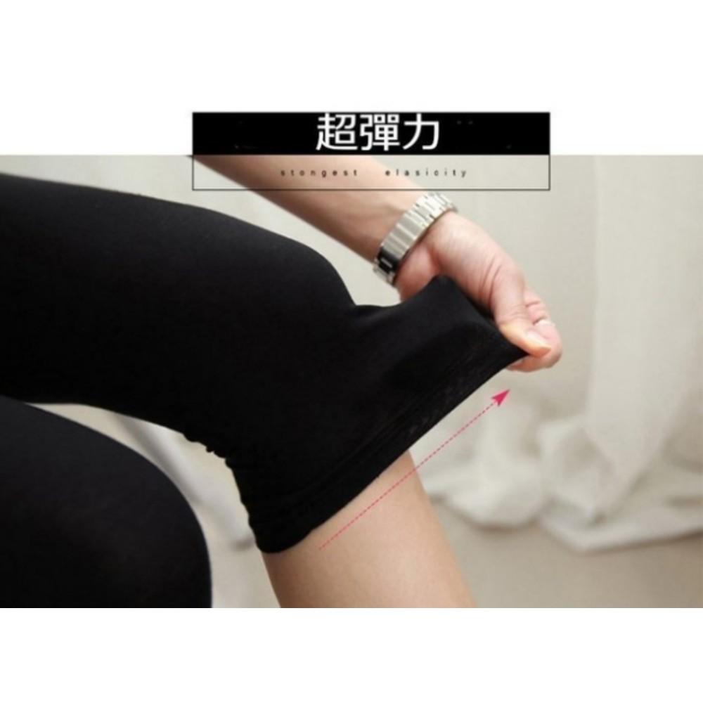 超柔軟 七分褲 【L0113】 莫代爾 親膚 七分 內搭褲 打底褲 孕婦裝 托腹褲
