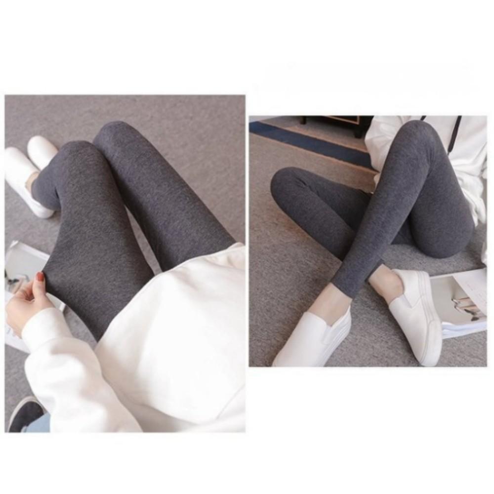 韓國托腹內搭褲 【L0121XD】 磨毛棉 舒適 好穿 孕婦褲 內搭褲 保暖托腹褲 孕婦裝 超彈