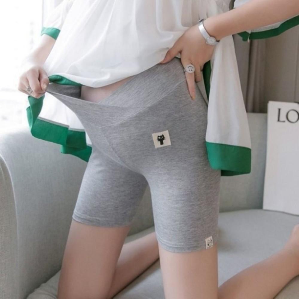 低腰 內搭褲 【L2111】九分 七分 三分安全褲 莫代爾 棉質 孕婦 內搭褲 孕婦褲 孕婦裝