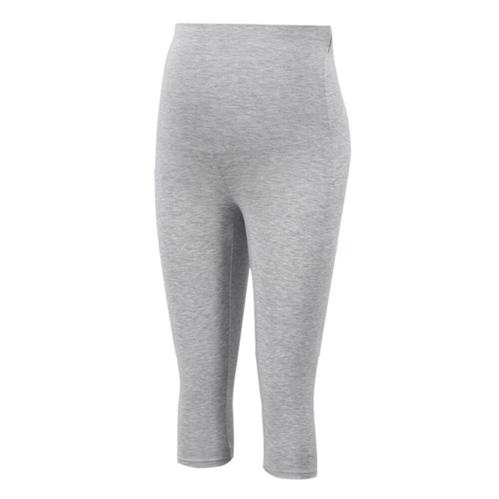 加大尺碼內搭褲 【L531】 超好穿5%萊卡+95%純棉七分內搭褲洋裝必搭 孕婦裝