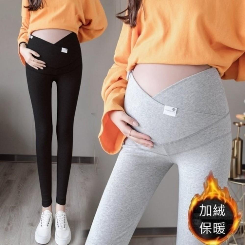 L8017-360度包覆型內搭褲【L8017】加絨 加厚 內搭褲 低腰 純棉 雙重托腹 托腹褲