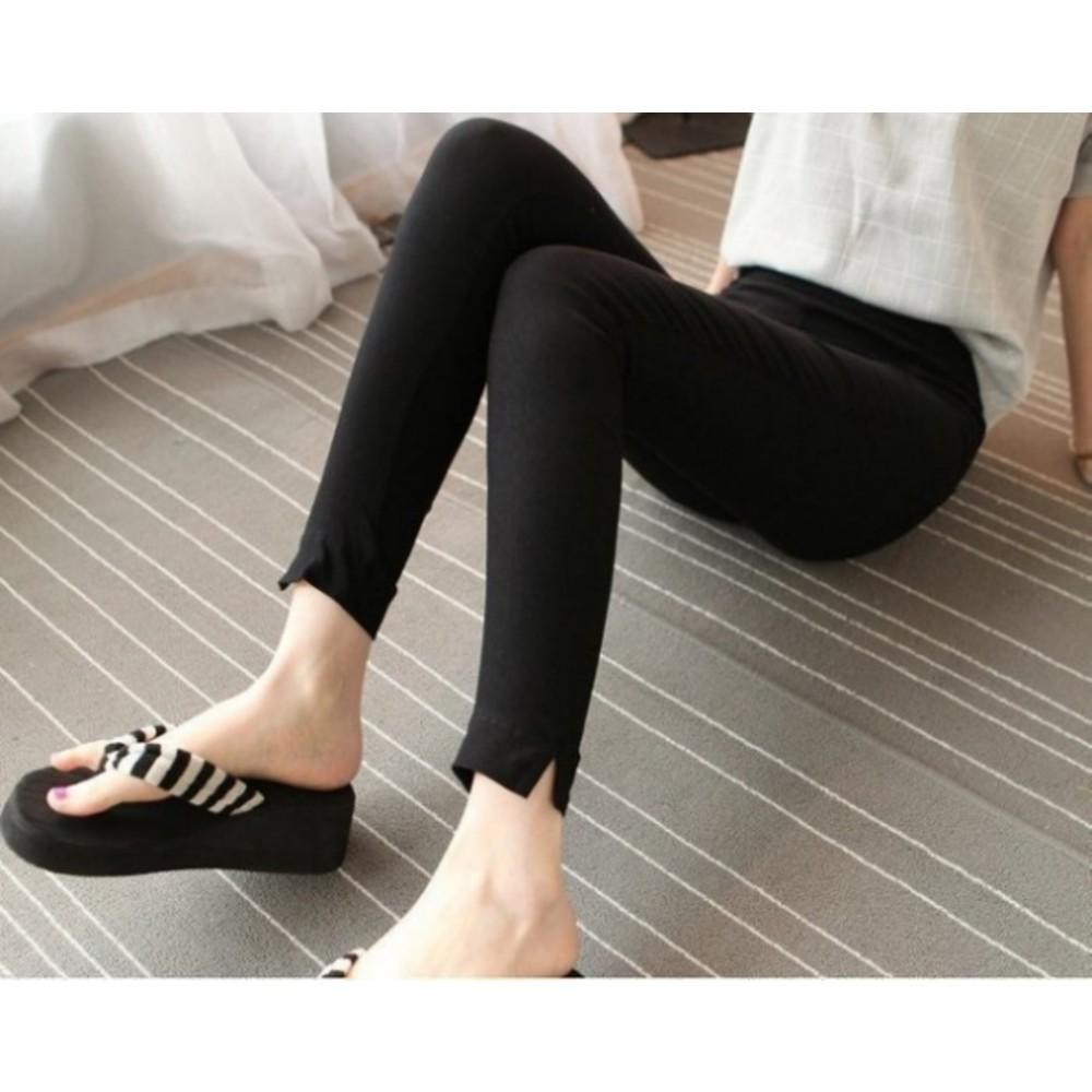 高彈托腹褲 【P033SL】 百搭 顯瘦 孕婦 鉛筆褲 孕婦托腹褲 孕婦長褲 修身貼腿褲