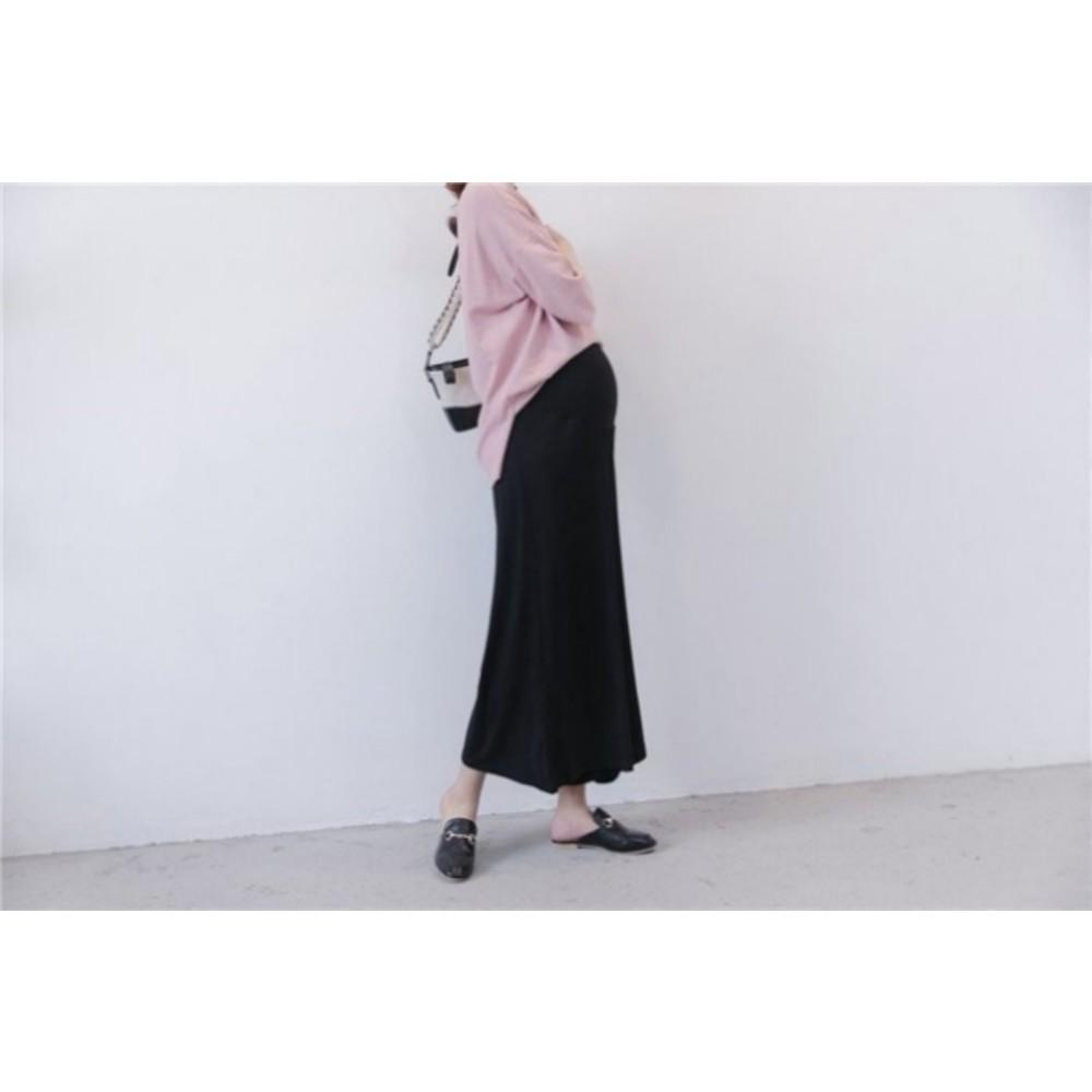 托腹寬褲 【P1726】 瑜珈腰圍 托腹 寬褲 莫代爾 孕婦褲 孕婦托腹褲 孕婦裝