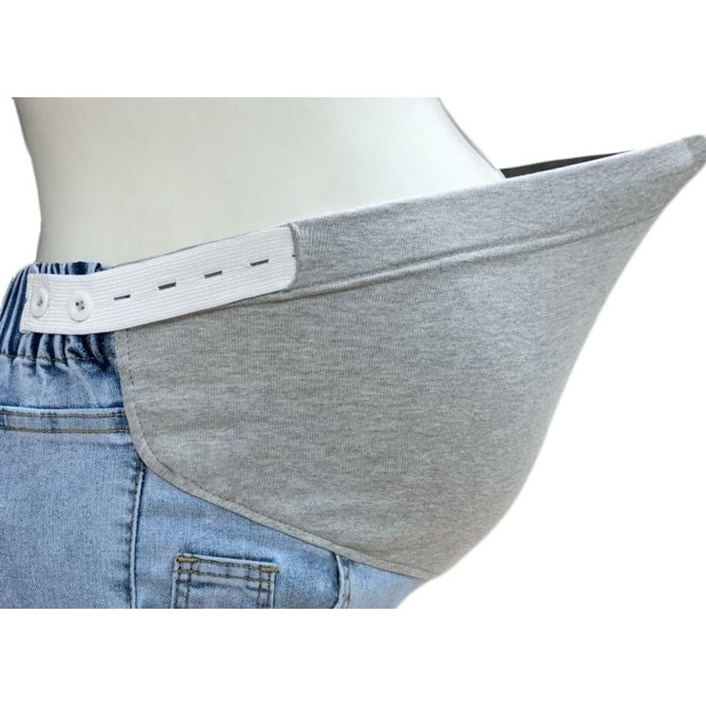 韓系 實拍 孕婦 烟管褲 【P6629】九分 直筒褲 高腰 托腹 孕婦褲