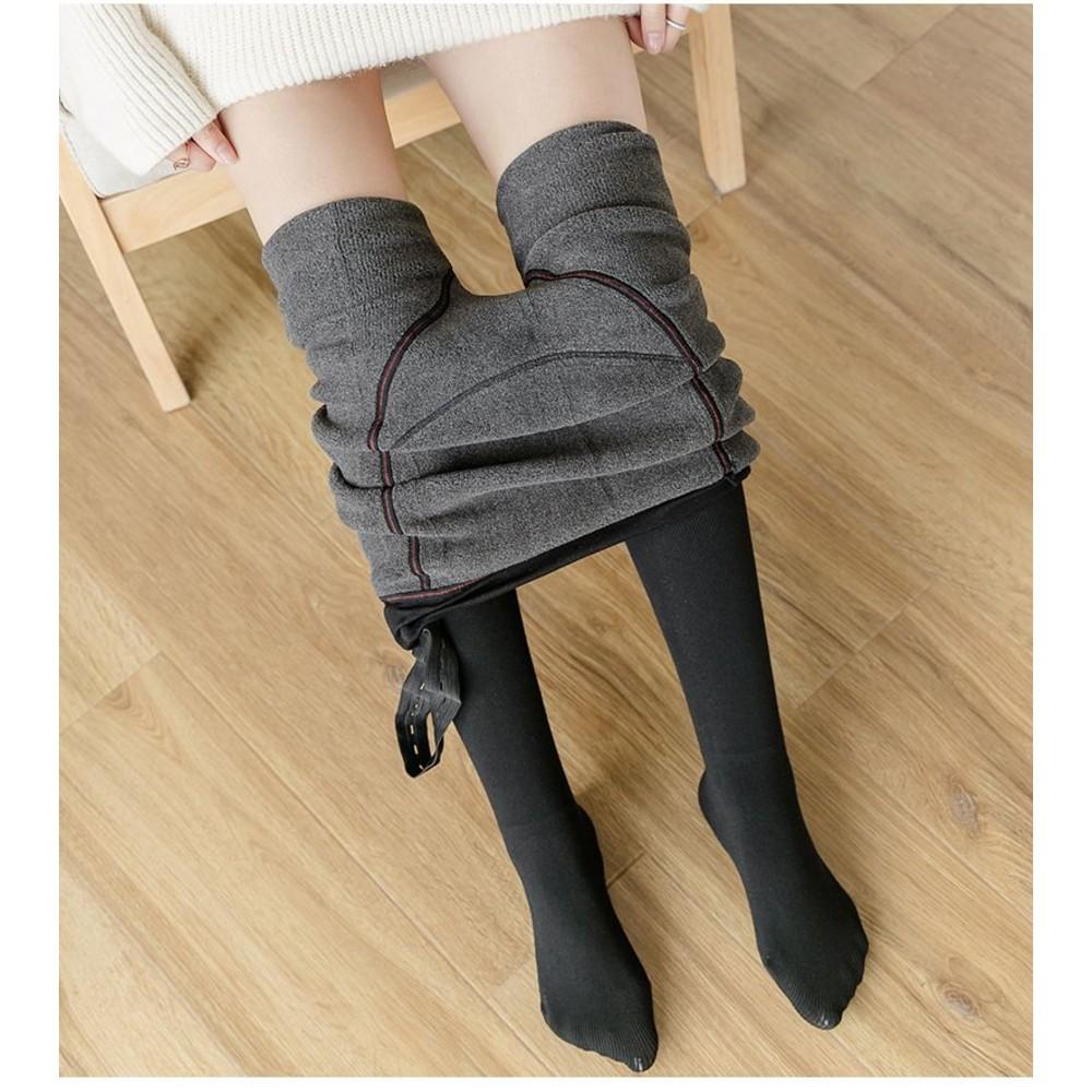 孕婦褲襪 絲襪 褲褲 襪子【T8222】托腹 打底褲 秋冬 冬季 保暖褲襪 棉褲 加絨 加厚